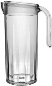 1.25 pitcher with lid